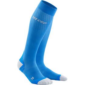 cep Run Ultralight Socks Men electric blue/light grey